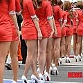 韓國F1 賽車女郎 27