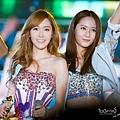 Jung Sister (Jessica & Krystal) at Smtown in Bangkok 1