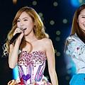 Jung Sister (Jessica & Krystal) at Smtown in Bangkok 2