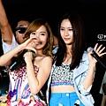 Jung Sister (Jessica & Krystal) at Smtown in Bangkok 3