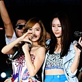 Jung Sister (Jessica & Krystal) at Smtown in Bangkok 5