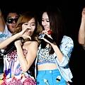Jung Sister (Jessica & Krystal) at Smtown in Bangkok 7