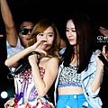 Jung Sister (Jessica & Krystal) at Smtown in Bangkok 6