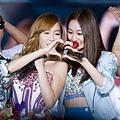 Jung Sister (Jessica & Krystal) at Smtown in Bangkok 8