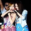 Jung Sister (Jessica & Krystal) at Smtown in Bangkok 9
