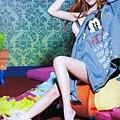 Jessica 'I Got A Boy' Poster Scan 2