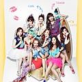 SNSD Casio Kiss Me Baby-G Pics 6