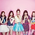 SNSD Casio Kiss Me Baby-G Wallpaper HD