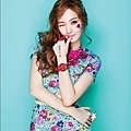 SNSD Jessica Casio Kiss Me Baby-G Pics