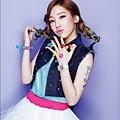 SNSD Taeyeon Casio Kiss Me Baby-G Pics