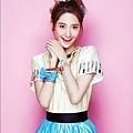 SNSD Yoona Casio Kiss Me Baby-G Pics