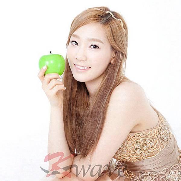 太妍 蘋果