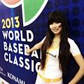 世界經典賽球僮妹 Lynn