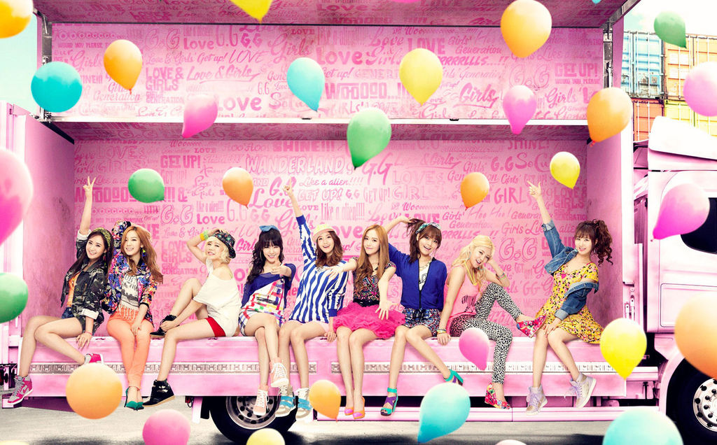 SNSD LOVE&GIRLS 2