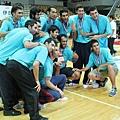 伊朗隊 瓊斯盃冠軍