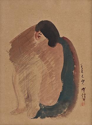 裸女  1932/1/29