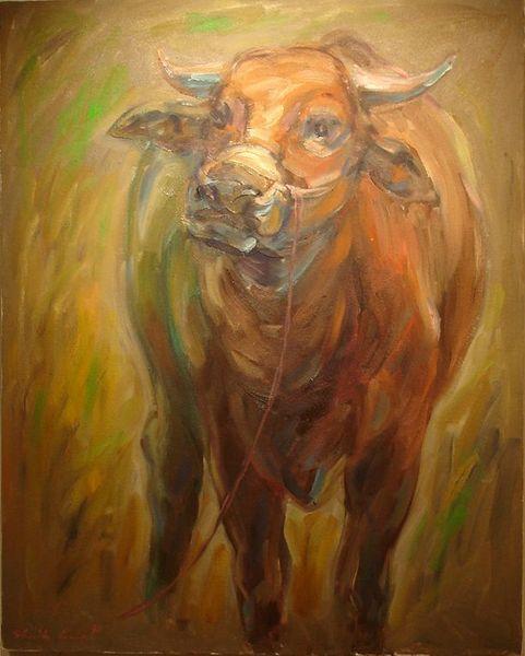 牛                  1990