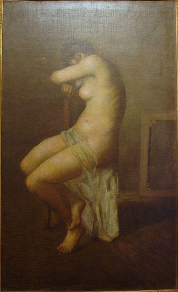 裸女  1894