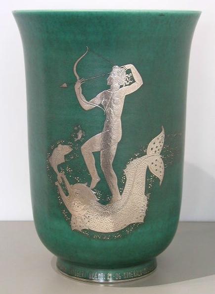花瓶   1948