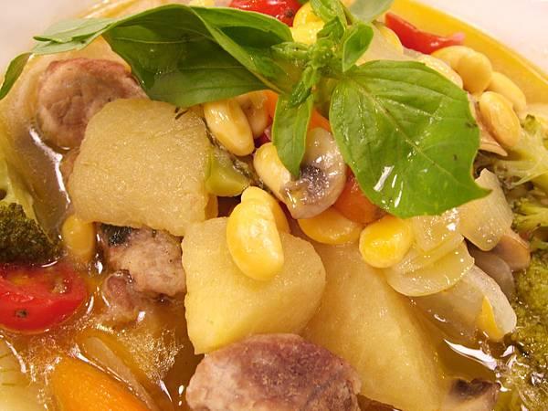 黃豆蔬菜燉肉3