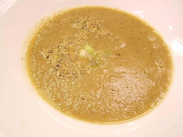地瓜蔬果冷湯