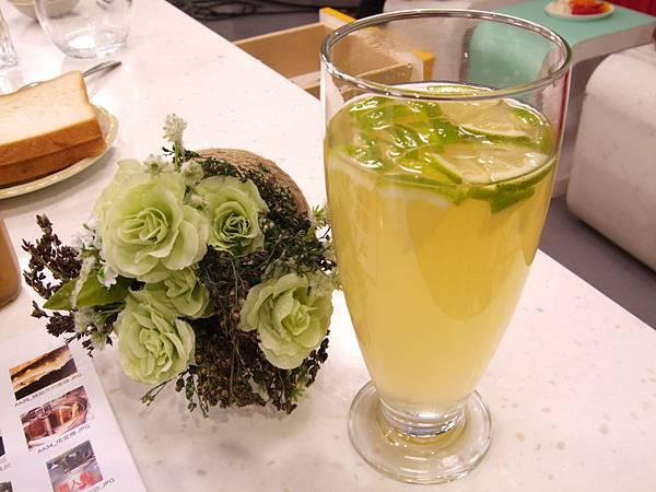 蜂蜜檸檬汁1