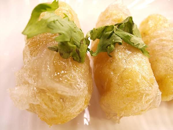 奶油地瓜角酥