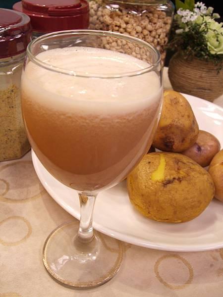 馬鈴薯果汁