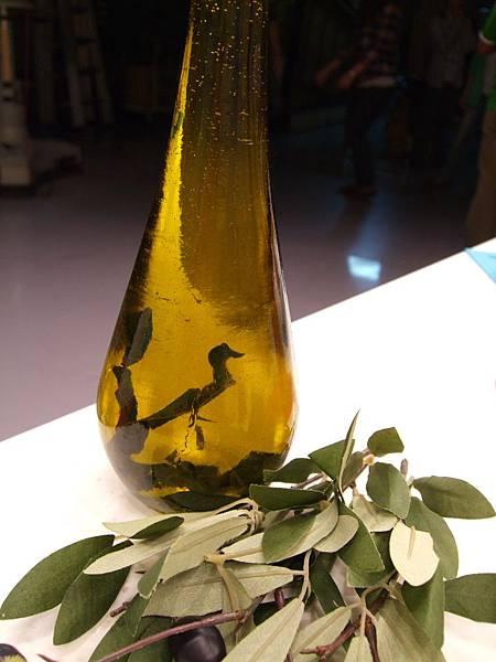 檸檬葉香草橄欖油