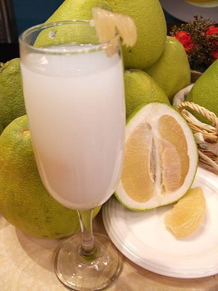 文旦蜜柚汁