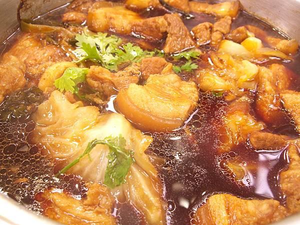 客家高麗菜封肉1