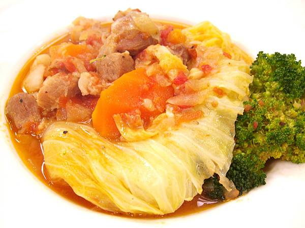 歐風蔬菜燉肉