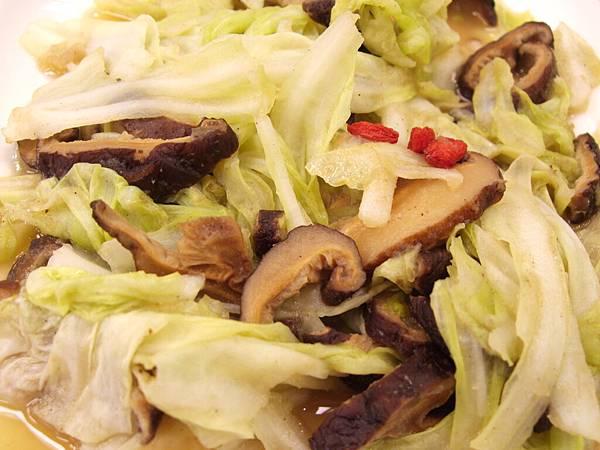 腎利香菇炒食蔬