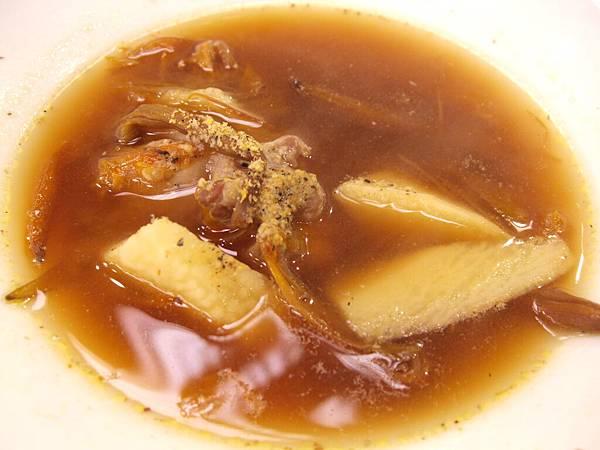 腎利排骨湯