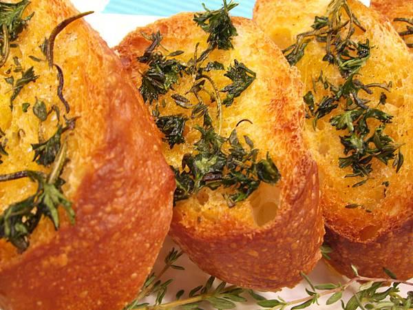 香料烤麵包