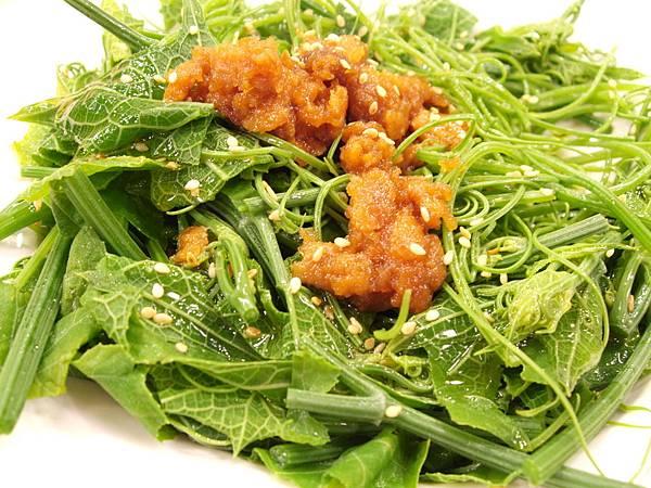 豆腐乳龍鬚菜