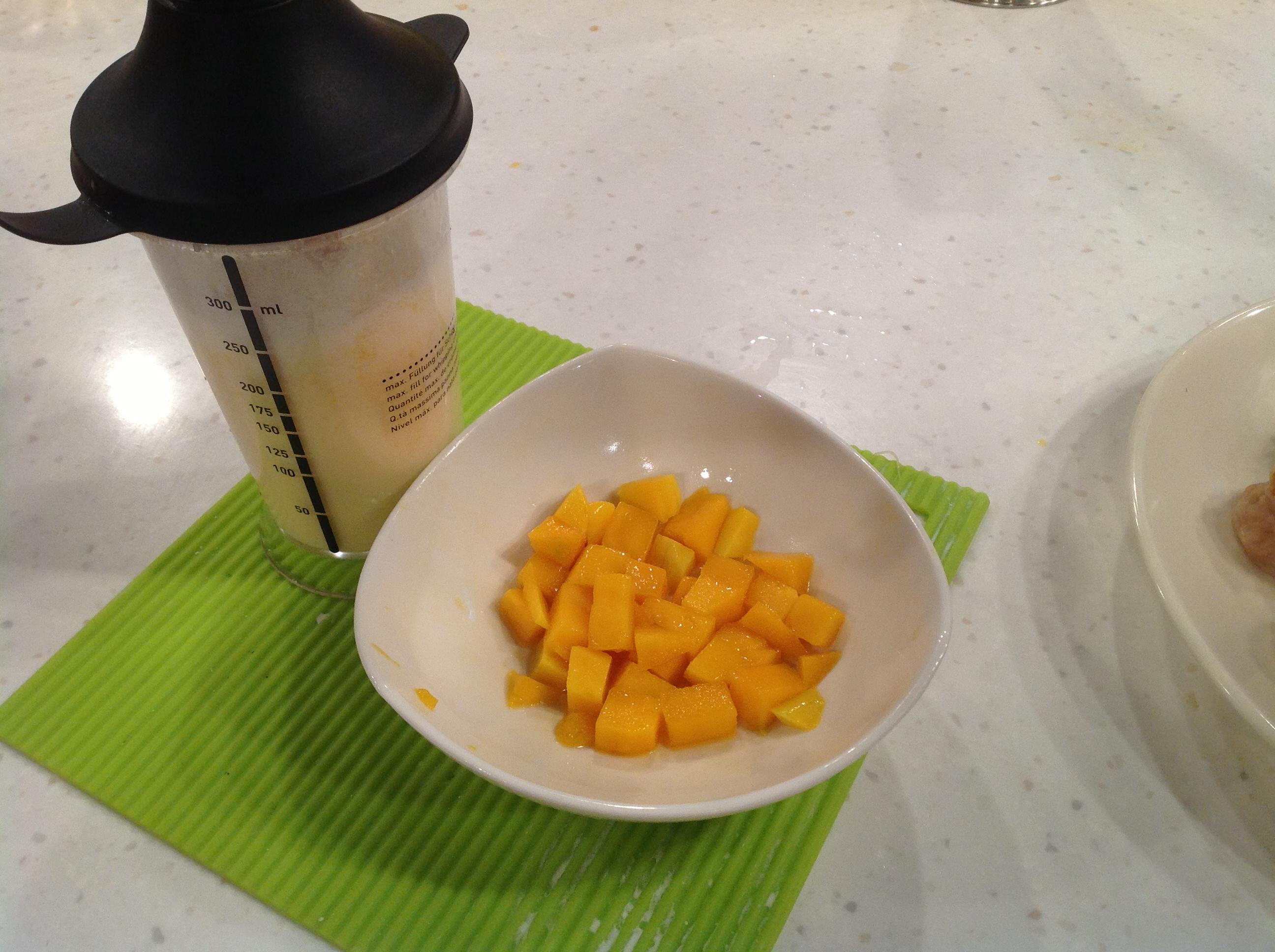 芒果奶酪3