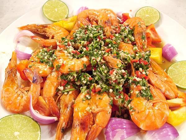 泰好吃蒸蝦