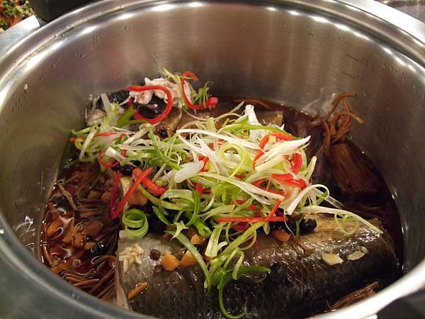 古早味蒸魚