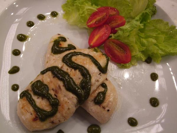 義起吃好料-青醬料理