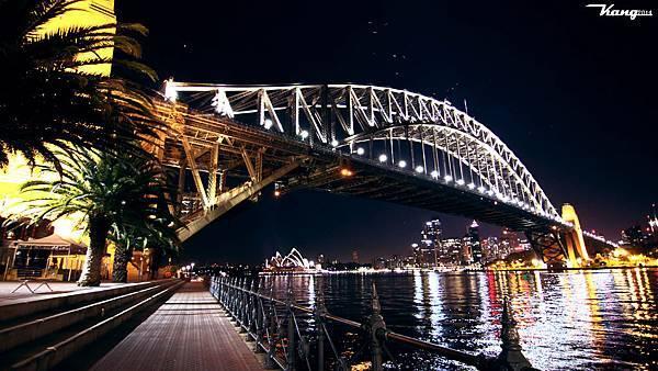 2014-10-11 雪梨大橋