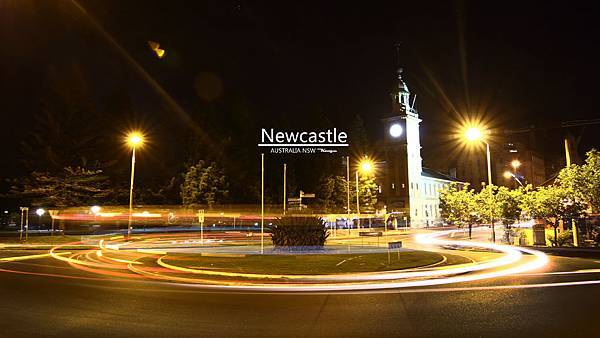 2015-01-31 Newcastle 海邊釣魚拍拍照