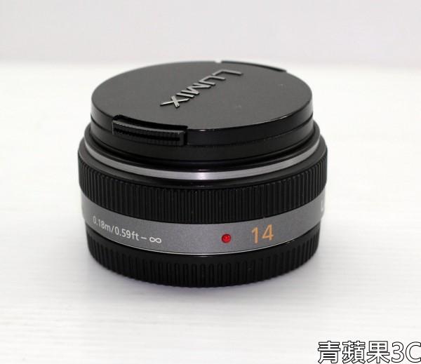 高雄青蘋果3C-LUMIX 14mm