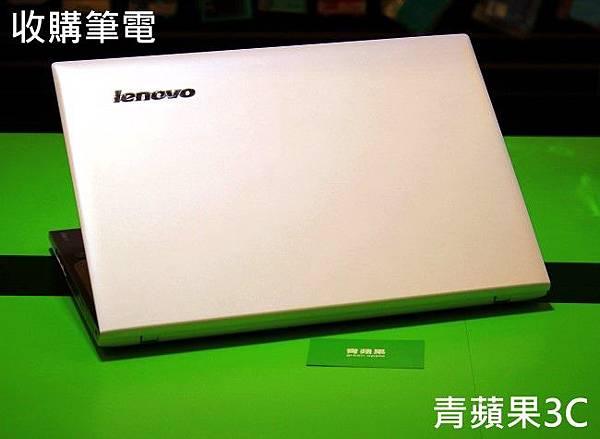 青蘋果3C - 收購Lenovo筆電