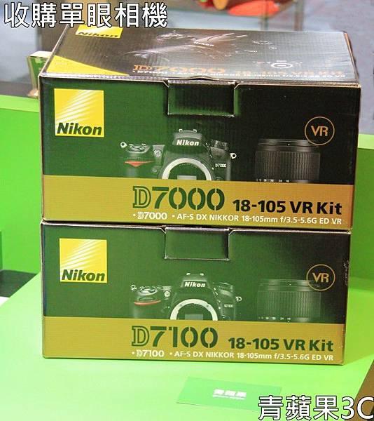 青蘋果3C - Nikon D7000 D7100