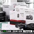 二手相機盒裝配件