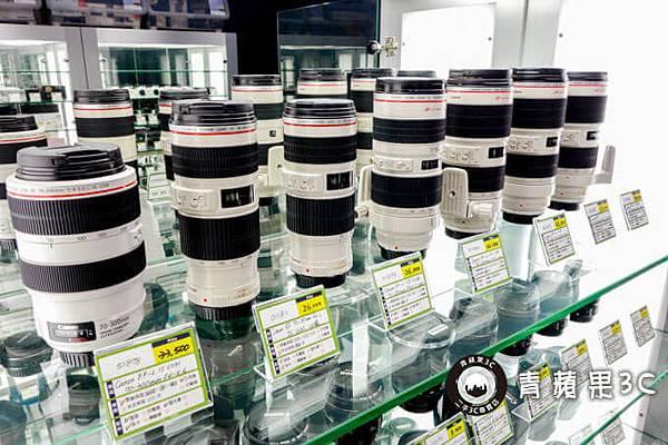 二手鏡頭收購