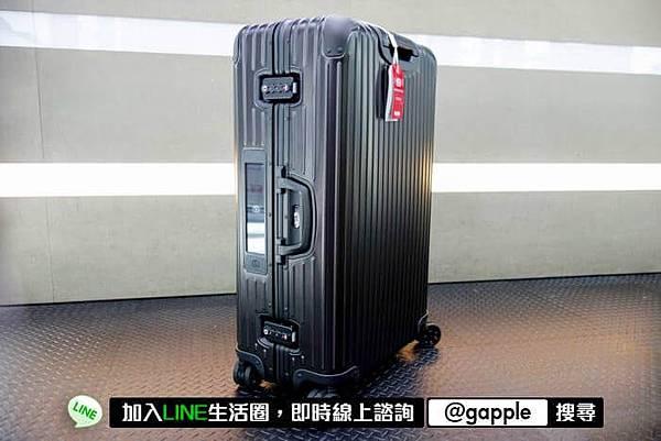 二手rimowa行李箱購買