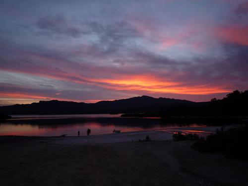 P1170190 Lake Pedder的夕陽s.jpg