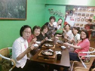 0921第一堂課的聚餐